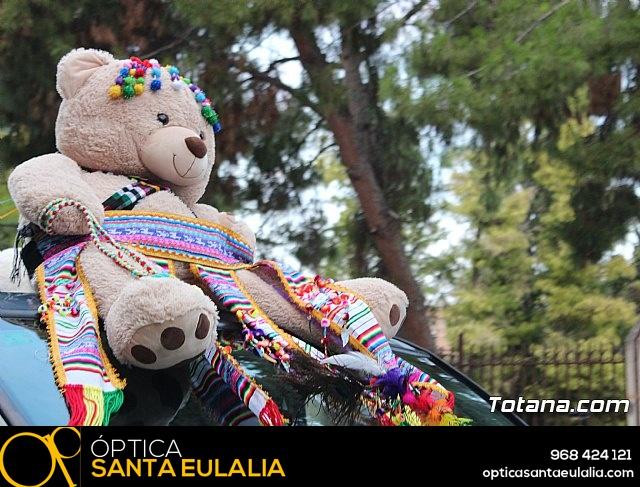 Desfile de baile. Fiestas en honor a la Virgen de la Urkupiña (Bolivia) - 11