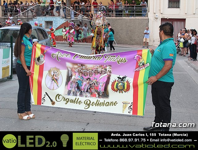 Desfile de baile. Fiestas en honor a la Virgen de la Urkupiña (Bolivia) - 13