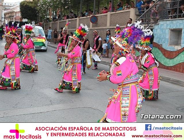 Desfile de baile. Fiestas en honor a la Virgen de la Urkupiña (Bolivia) - 18