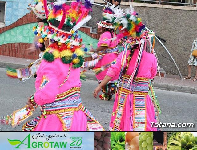 Desfile de baile. Fiestas en honor a la Virgen de la Urkupiña (Bolivia) - 19
