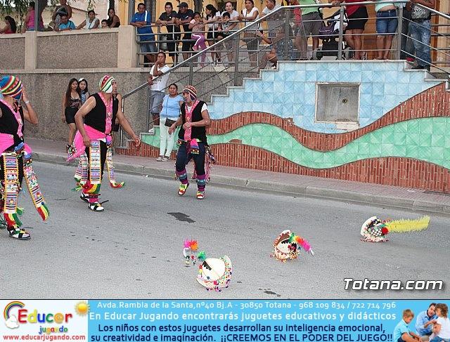 Desfile de baile. Fiestas en honor a la Virgen de la Urkupiña (Bolivia) - 22