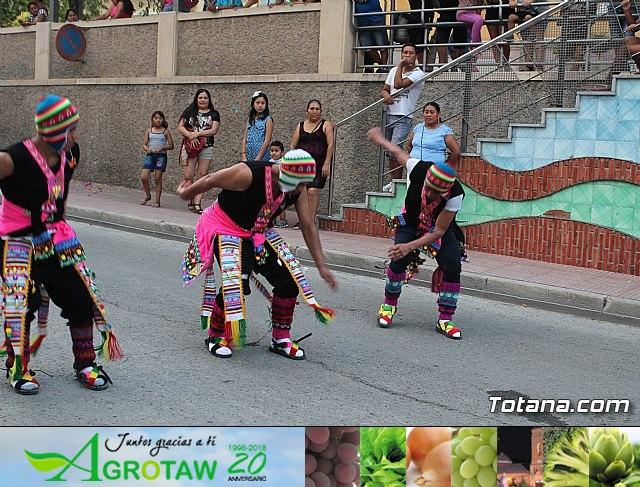 Desfile de baile. Fiestas en honor a la Virgen de la Urkupiña (Bolivia) - 26