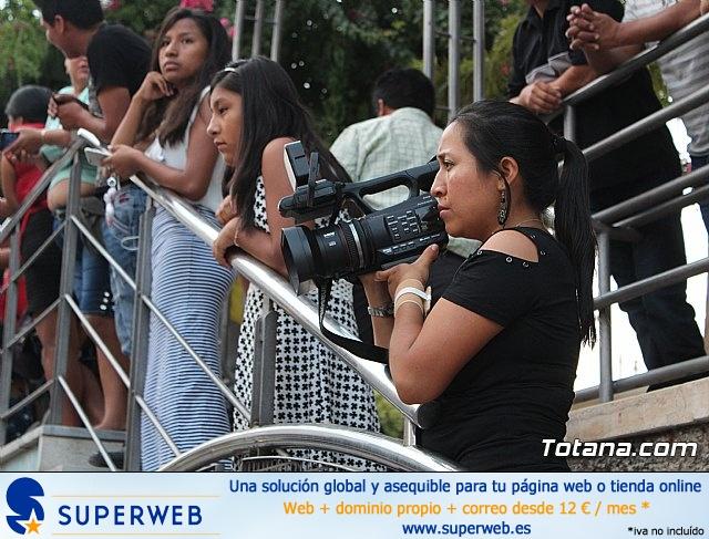 Desfile de baile. Fiestas en honor a la Virgen de la Urkupiña (Bolivia) - 29
