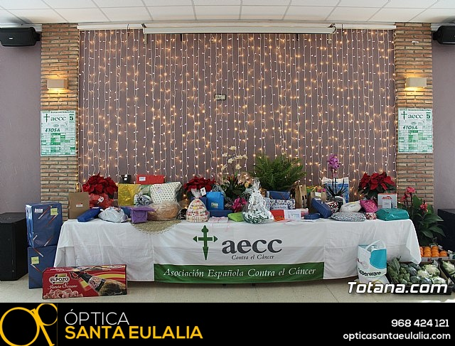Comida gala a beneficio de la AECC -2017 - 1