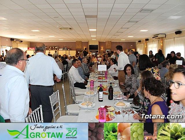 Comida gala a beneficio de la AECC -2017 - 8