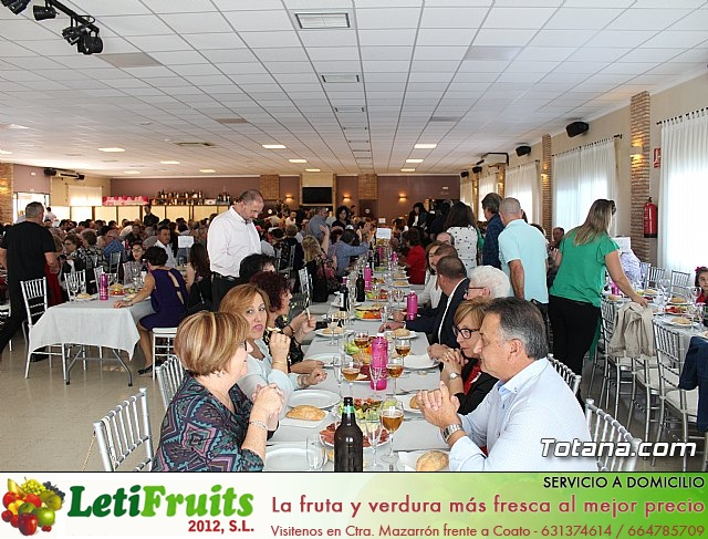 Comida gala a beneficio de la AECC -2017 - 9