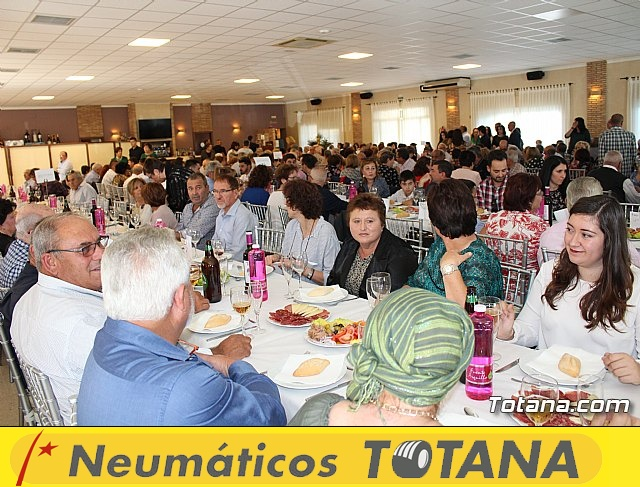 Comida gala a beneficio de la AECC -2017 - 11