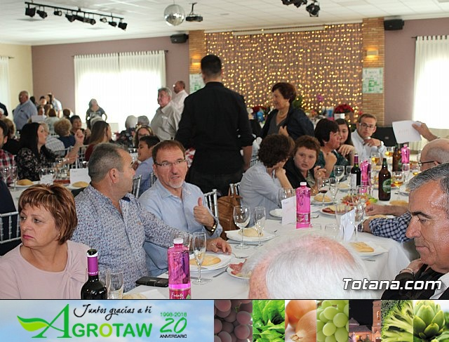 Comida gala a beneficio de la AECC -2017 - 15