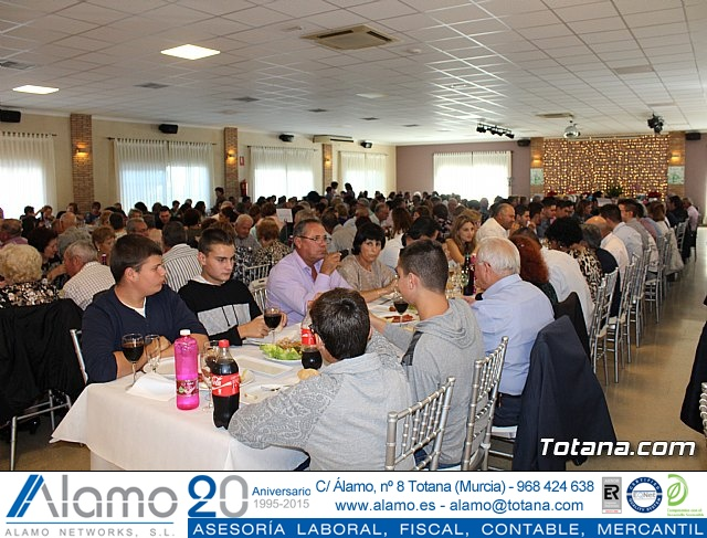 Comida gala a beneficio de la AECC -2017 - 20