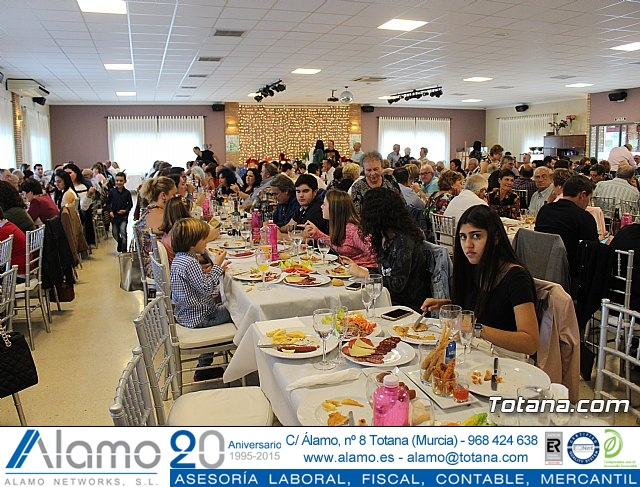 Comida gala a beneficio de la AECC -2017 - 34