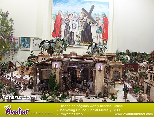 Bel�n de la Hermandad de la Ver�nica - 2013 - 33