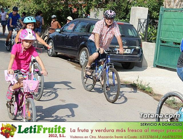 Marcha ciclista. Fiestas de la Costera 2018 - 33
