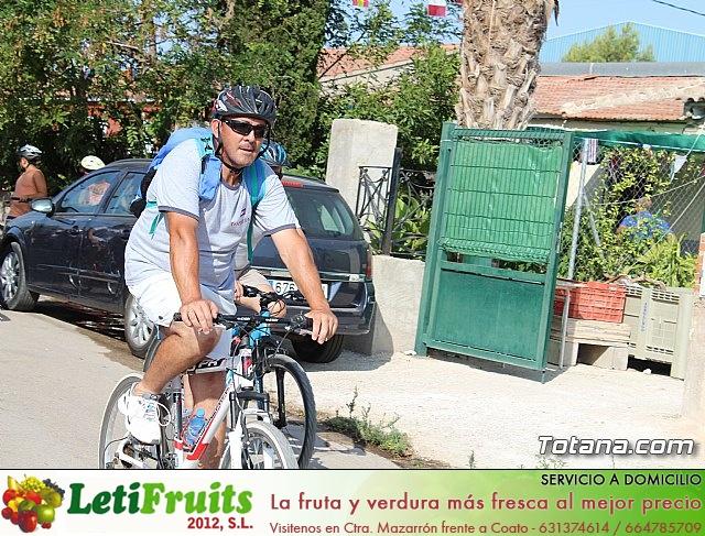 Marcha ciclista. Fiestas de la Costera 2018 - 35