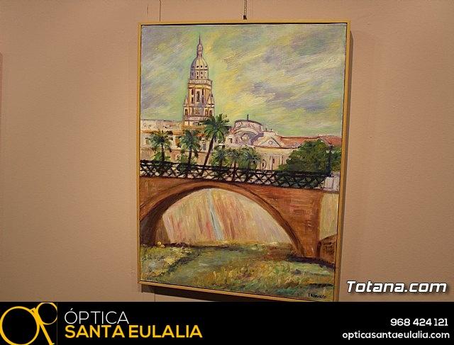 Exposición de pintura de