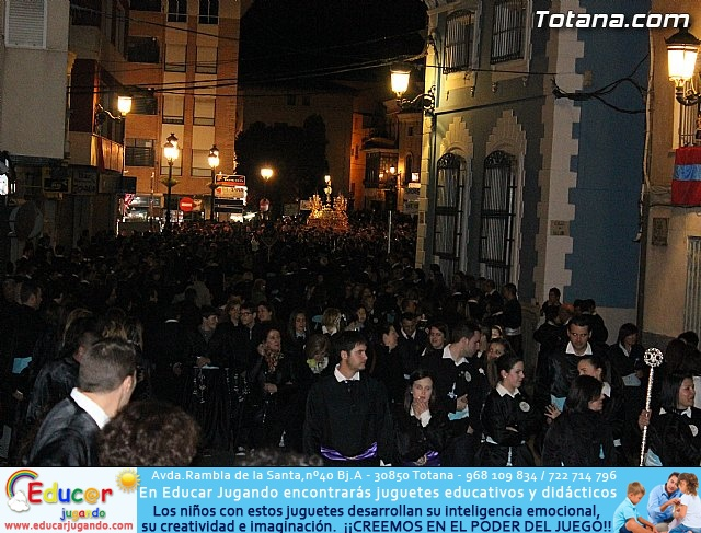 TRASLADO DE LOS TRONOS A SUS SEDES. VIERNES SANTO 2013 - 111