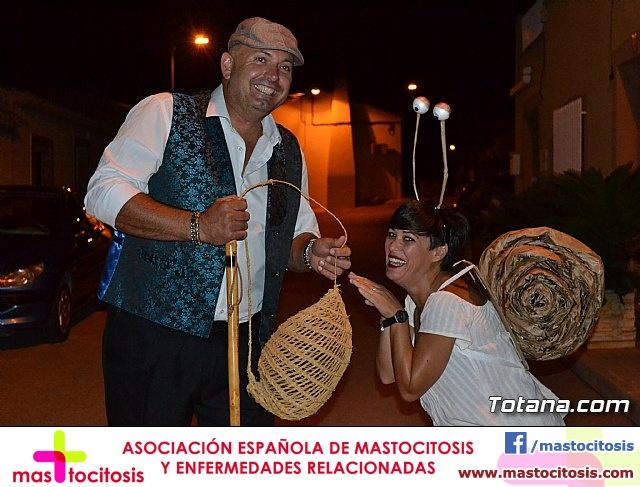 Gran Fiesta de Disfraces - Fiestas El Paretón-Cantareros 2018 - 2