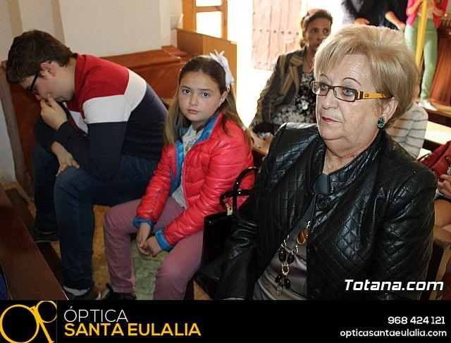 Domingo de Ramos - Procesi�n San Roque, Convento - Semana Santa 2017 - 18