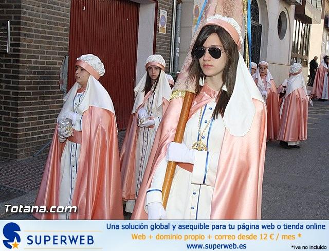Procesión del Encuentro. Domingo de Resurrección 2012 - 21