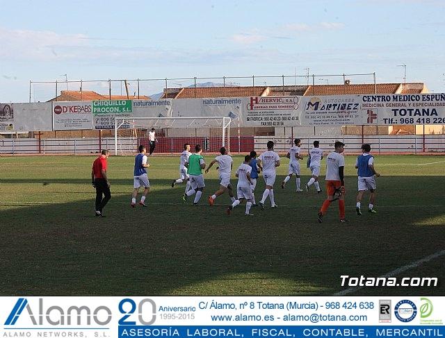 Club E.F. Totana Vs C.D. Roldán (3-1) - 1