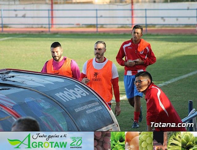 Club E.F. Totana Vs C.D. Roldán (3-1) - 2