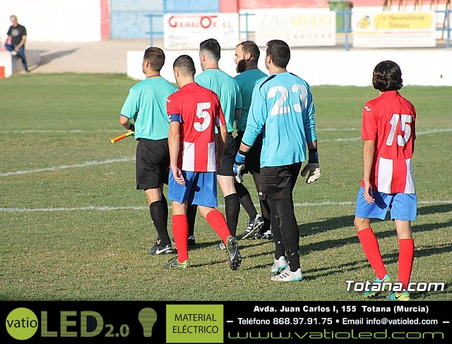Club E.F. Totana Vs C.D. Roldán (3-1) - 16
