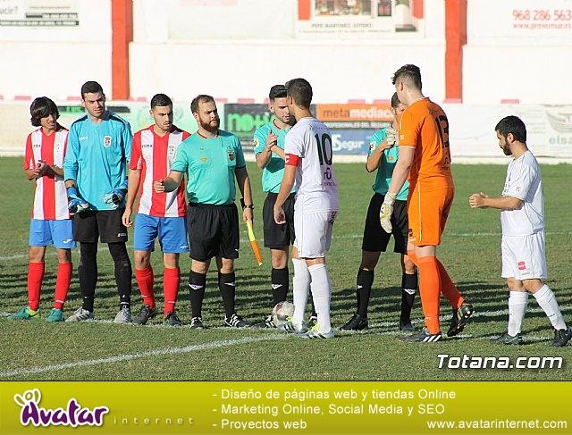 Club E.F. Totana Vs C.D. Roldán (3-1) - 22