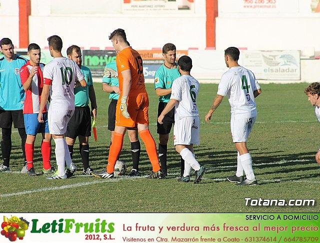 Club E.F. Totana Vs C.D. Roldán (3-1) - 23
