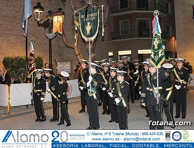 Procesi�n Jueves Santo - Semana Santa Totana 2017 - 10