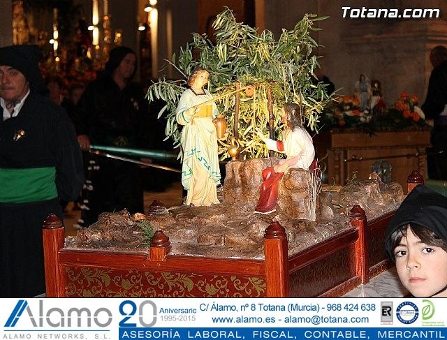 Procesi�n Jueves Santo - Semana Santa Totana 2017 - 19
