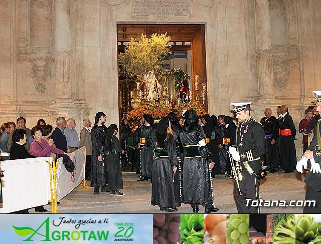 Procesi�n Jueves Santo - Semana Santa Totana 2017 - 27