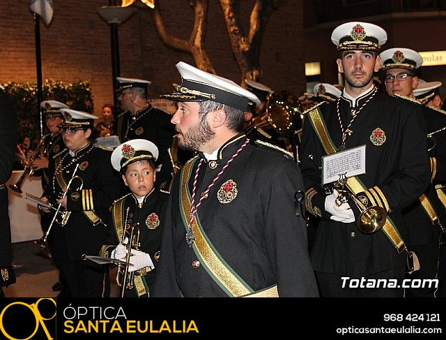 Procesi�n Jueves Santo - Semana Santa Totana 2017 - 30