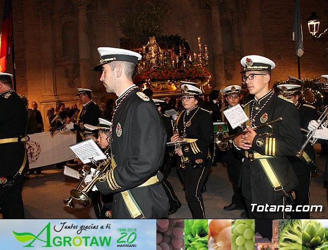 Procesi�n Jueves Santo - Semana Santa Totana 2017 - 33