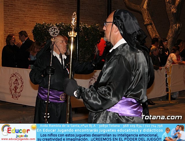 Procesi�n Jueves Santo - Semana Santa Totana 2017 - 468