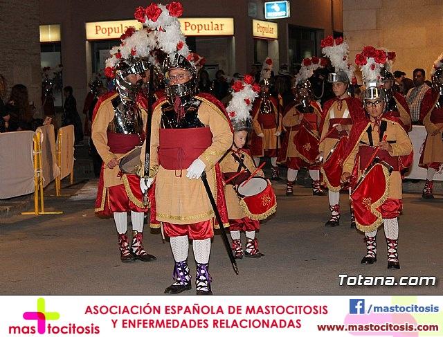 Procesi�n Jueves Santo - Semana Santa Totana 2017 - 470