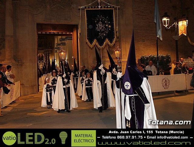 Procesi�n Jueves Santo - Semana Santa Totana 2017 - 472