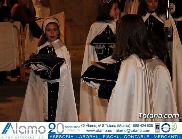 Procesi�n Jueves Santo - Semana Santa Totana 2017 - 475