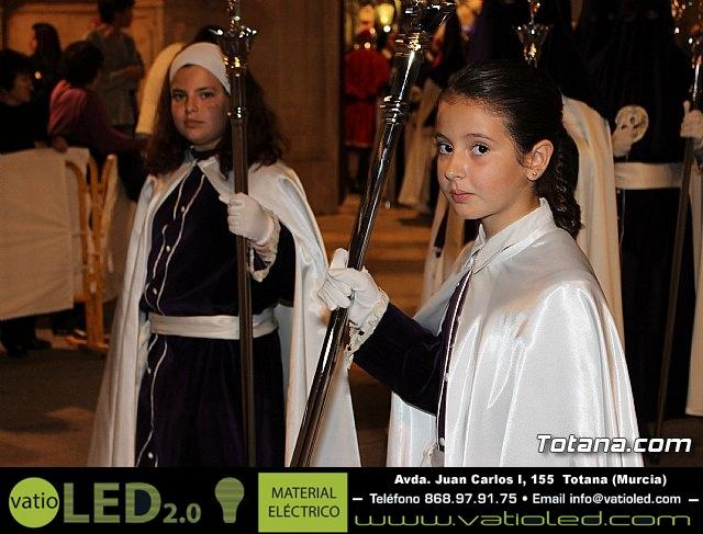 Procesi�n Jueves Santo - Semana Santa Totana 2017 - 477