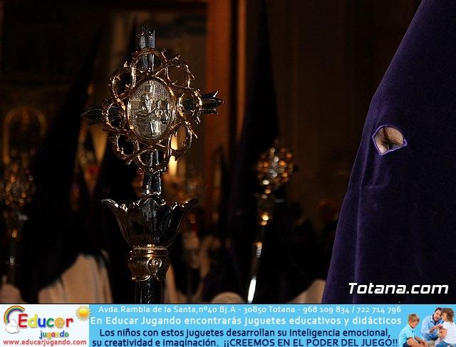 Procesi�n Jueves Santo - Semana Santa Totana 2017 - 479