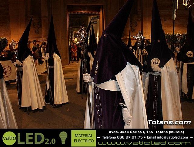 Procesi�n Jueves Santo - Semana Santa Totana 2017 - 480