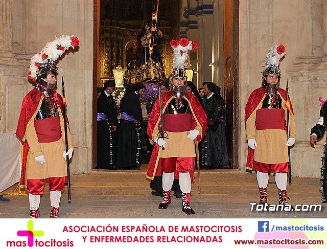 Procesi�n Jueves Santo - Semana Santa Totana 2017 - 486