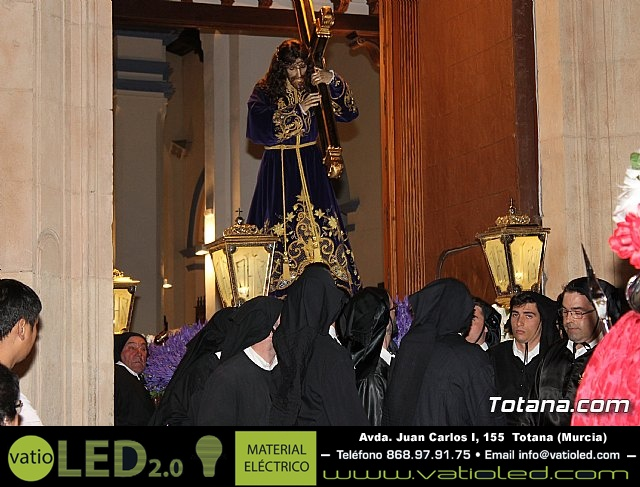 Procesi�n Jueves Santo - Semana Santa Totana 2017 - 487
