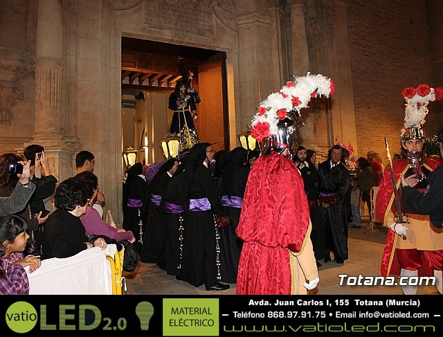 Procesi�n Jueves Santo - Semana Santa Totana 2017 - 488