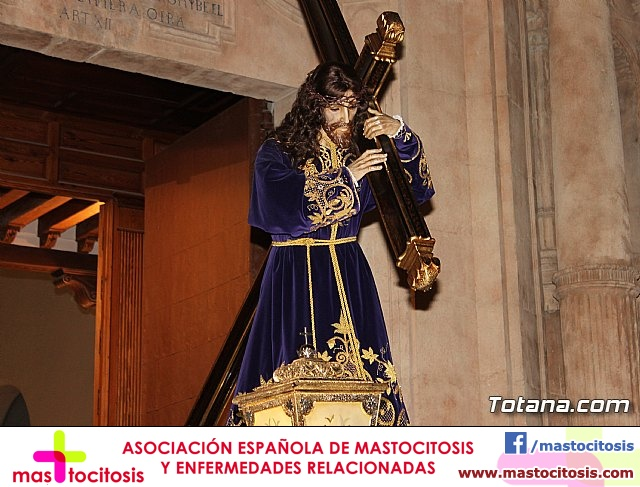 Procesi�n Jueves Santo - Semana Santa Totana 2017 - 490