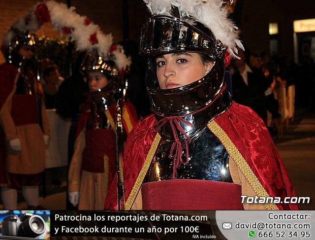 Procesi�n Jueves Santo - Semana Santa Totana 2017 - 501