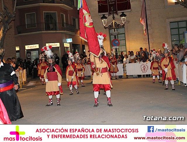 Procesi�n Jueves Santo - Semana Santa Totana 2017 - 502