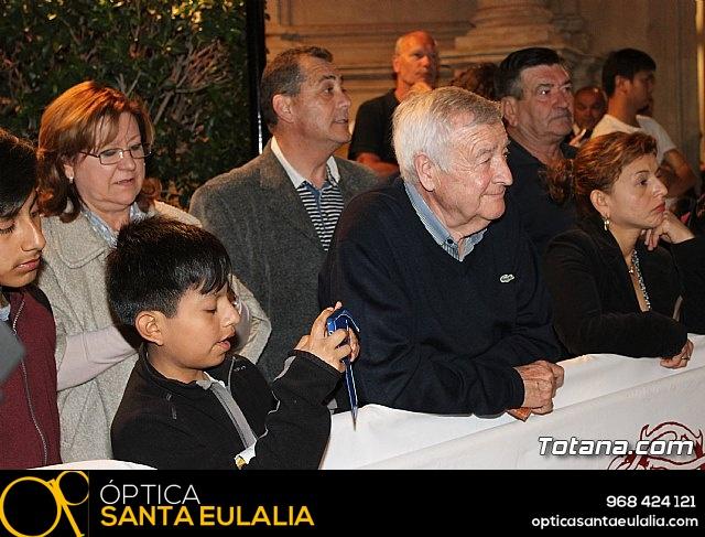 Procesi�n Jueves Santo - Semana Santa Totana 2017 - 503