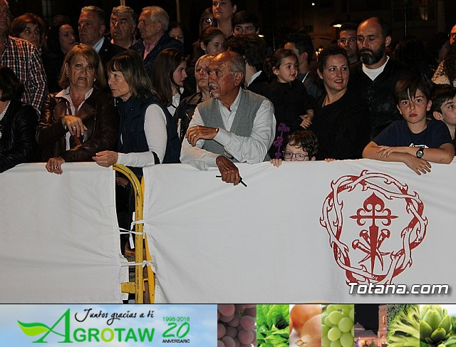 Procesi�n Jueves Santo - Semana Santa Totana 2017 - 504