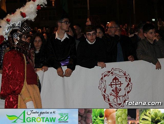 Procesi�n Jueves Santo - Semana Santa Totana 2017 - 505