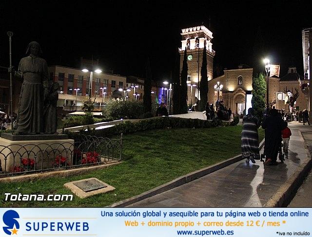 Procesión Jueves Santo - Semana Santa Totana 2016 - 1