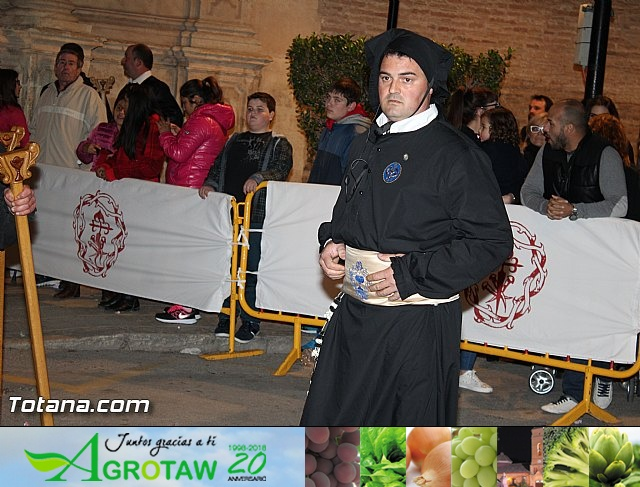 Procesión Jueves Santo - Semana Santa Totana 2016 - 464